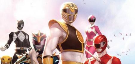 La planning des sorties Power Rangers de Vestron