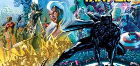 John Ridley et Juann Cabal relancent Black Panther