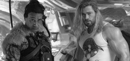 Tournage terminé pour Thor: Love & Thunder