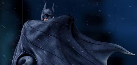 Iron Studios présente une statuette Batman Returns