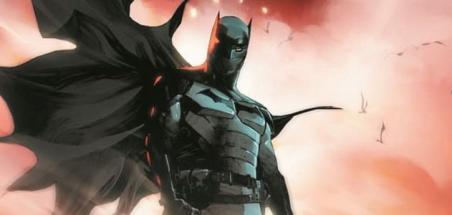 Une série I Am Batman par John Ridley et Olivier Coipel