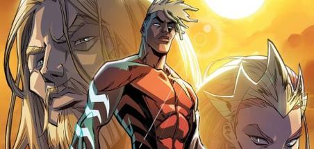 DC annonce Black Manta et Aqualad pour septembre