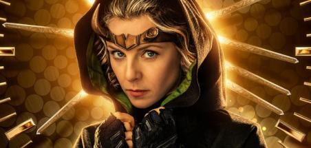 Une affiche pour la version variante de Loki