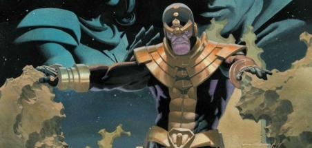 La naissance de Thanos au coeur d'un one-shot Eternals
