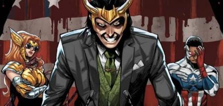 [Review VF] Votez Loki