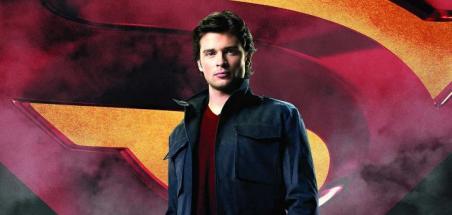 Une série animée Smallville en développement