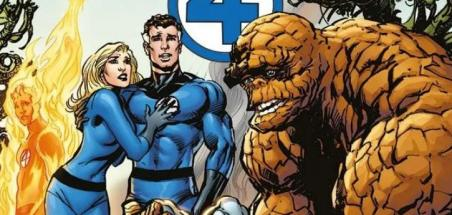 [Review VF] Fantastic Four : Antithèse