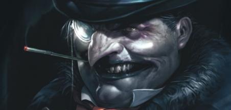 [Review VF] Batman Arkham : Le Pingouin