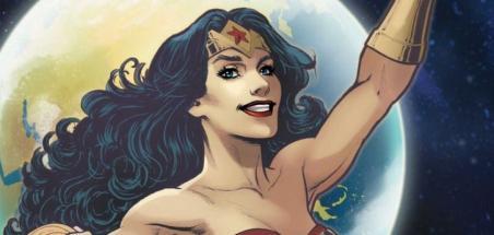 De nombreux titres Wonder Woman pour les 80 ans de l'amazone