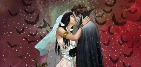 Vampirella se marie pour ses 50 ans