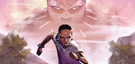 Une nouvelle série sur les origines de Black Panther