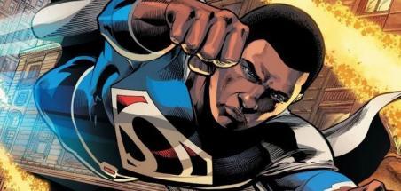 Michael B. Jordan développerait une mini-série Superman