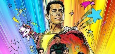 Un personnage de retour dans Shazam! Fury of the Gods ?