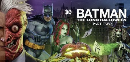 2 extraits pour Batman: The Long Halloween part 2