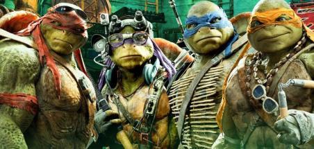 Un nouveau film Tortues Ninja en développement chez Paramount