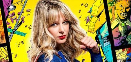 Melissa Benoist dit au revoir à Supergirl
