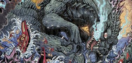 [Review VF] Godzilla : Rage across time