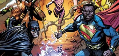 DC lance une Justice League du Multivers