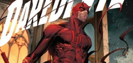 La série Daredevil de Zdarsky se termine en novembre