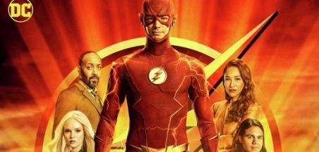 Un crossover Armageddon pour la saison 8 de The Flash