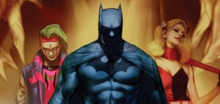 [Preview VO] Batman : Fear State Alpha #1