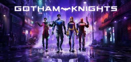 Gotham Knights : Les protégés de Batman s'affichent pour le jeu