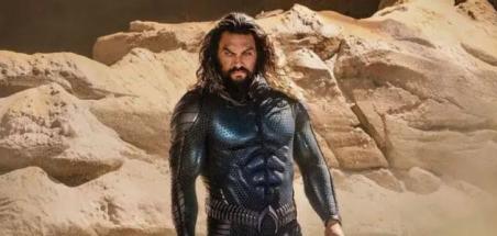 Jason Momoa dévoile son nouveau costume pour Aquaman and The lost Kingdom