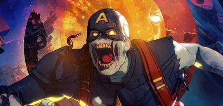 Marvel tease le prochain épisode de What if...? basé sur Marvel Zombies