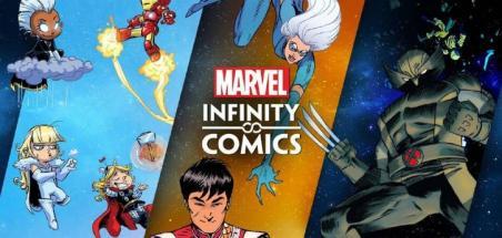 Marvel Unlimited fait peau neuve avec 8 titres digitaux exclusifs