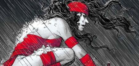 Marvel annonce Elektra : Black, White & Blood