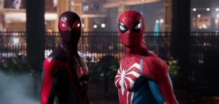 Un aperçu de Spider-Man 2 d'Insomniac Games