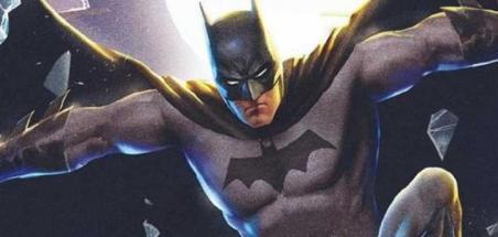 Une version remasterisée de l'animé Batman Year One ressort en 4K et blu-ray