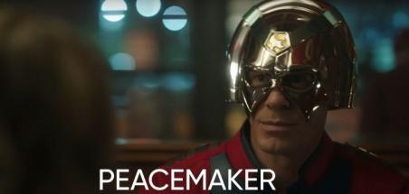 Premières images pour la série Peacemaker