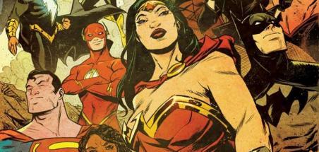 La justice League affrontera la Légion des Super-héros en 2022