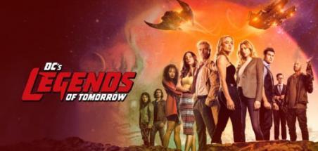 Un poster pour la saison 7 de Legends of Tomorrow