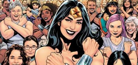 [Zap' MDCU] Sorties du 06/10/2021: Wonder Woman 80th anniversary