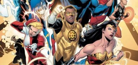 Le plein d'infos sur Justice League vs Legion of Super-Heroes
