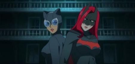 [DC FanDome] 1er trailer pour Catwoman: Hunted