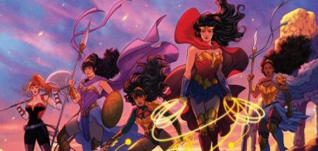 Trial of the Amazons : le crossover de la franchise Wonder Woman