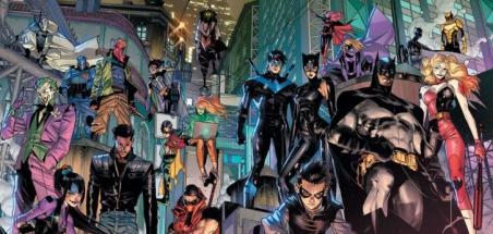 La seconde vague d'Infinite Frontier arrive en février chez Urban Comics