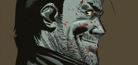 [Review VF] Walking Dead Prestige - Negan, l'alpha et l'omega
