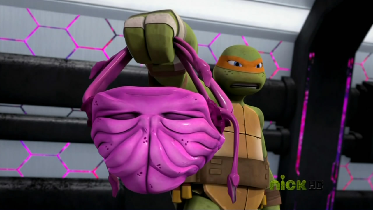 S1E02 L'apparition Des Tortues (2/2) - Teenage Mutant Ninja Turtles (2012)