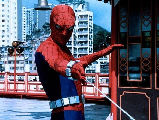 Spider-Man défie le Dragon :seconde partie