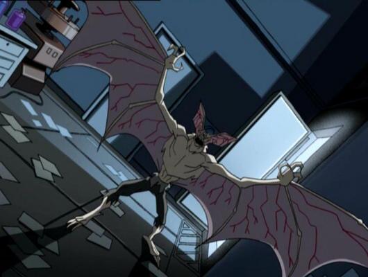 Batman contre Man-bat