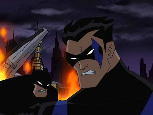 A la découverte de la Batcave
