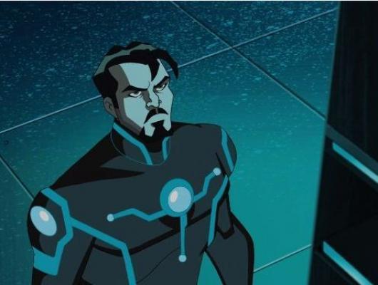 La naissance d'Iron Man