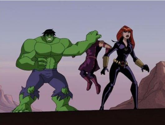 Le retour de Hulk