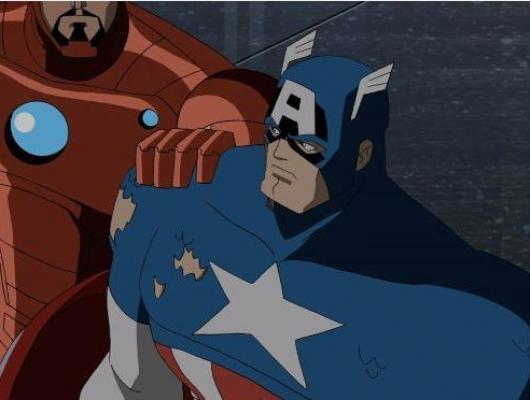 Le retour de Captain America