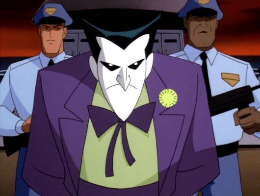 Joker s'achète une conduite