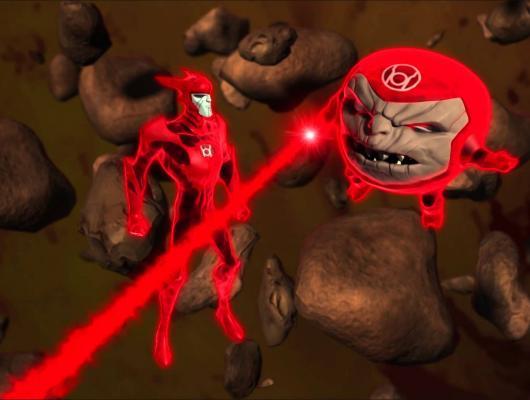 Craignez la lumière des Green Lantern ! (2ème Partie)